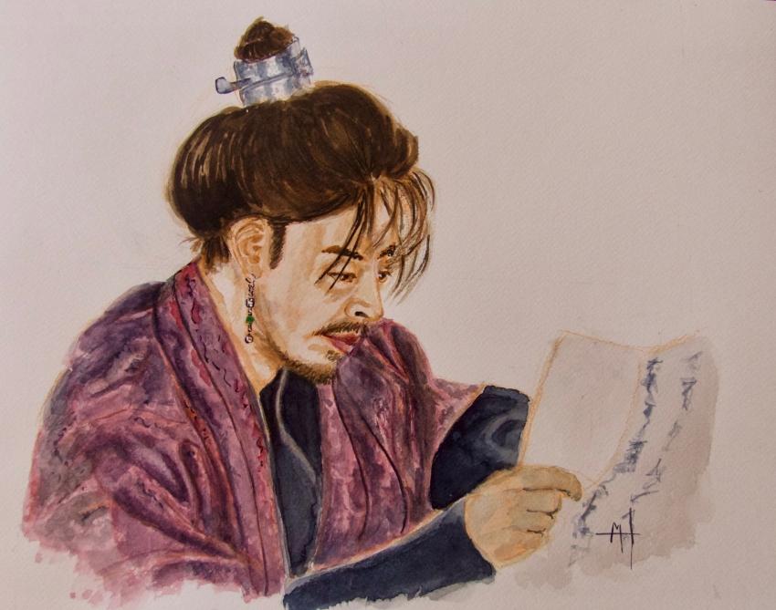 Jang Hyuk by clinchamps